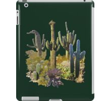 Giant Saguaros of the Sonoran Desert iPad Case/Skin