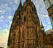 Cologne cathedrale, germany by saarmik