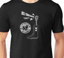 HEEL TURN RADIO! Unisex T-Shirt