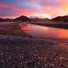 Glenorchy Red Dawn by Nick Skinner