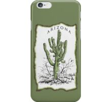 A Giant Saguaro Cactus of Southern Arizona * iPhone Case/Skin