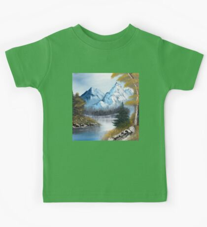 Blue Mountains Kids Tee