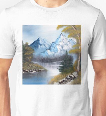 Blue Mountains Unisex T-Shirt