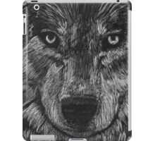 Portrait: Lone Wolf iPad Case/Skin