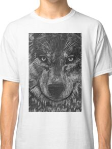 Portrait: Lone Wolf Classic T-Shirt
