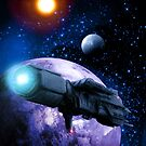 The Sulaco by simonbreeze