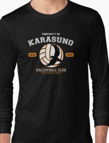 Team Karasuno Long Sleeve T-Shirt