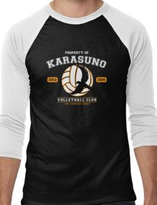 Team Karasuno Men's Baseball ¾ T-Shirt