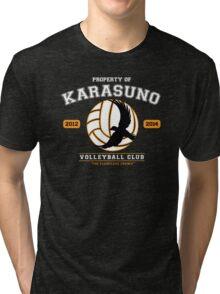 Team Karasuno Tri-blend T-Shirt