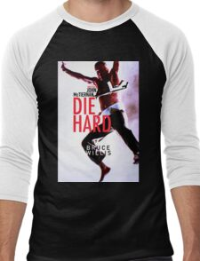 DIE HARD 21 Men's Baseball ¾ T-Shirt