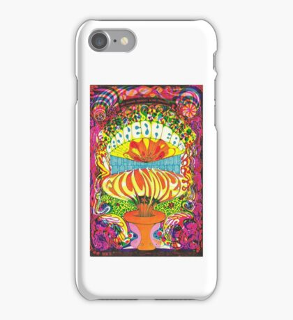 1960's Fillmore Poster iPhone Case/Skin