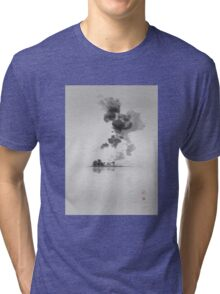 The moment is Now Tri-blend T-Shirt
