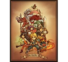 FFIX - Tribute Photographic Print