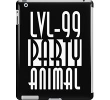 Lvl 99 Party Animal iPad Case/Skin
