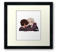 Drarry Framed Print