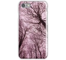 Branches Pink - Ramas rosa iPhone Case/Skin
