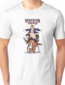 stranger things - kids Unisex T-Shirt