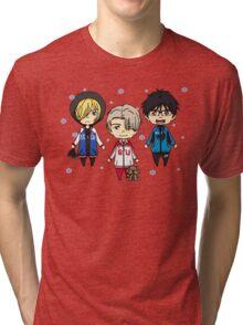 Yuri!!! on Ice Tri-blend T-Shirt
