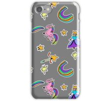 FAIRY TALE DOODLES  iPhone Case/Skin