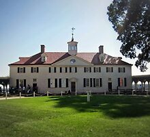 Mount Vernon, Alexandria, VA - USA by Bine