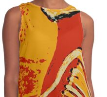 Abstract sneakers 2 Contrast Tank