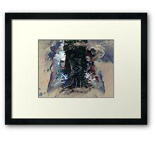 In You I see Me Framed Print