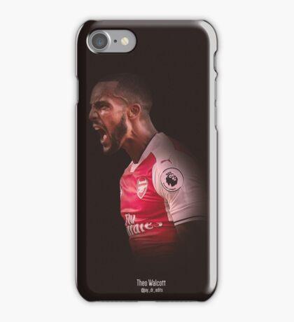 Theo Walcott Arsenal iPhone Case/Skin