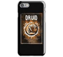 Druid Wow iPhone Case/Skin