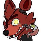Foxy (NO TEXT) by Gizmoguts