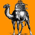 Camel water pump by monsterplanet