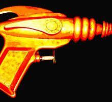 SCIFI RAYGUN by DGSDIRECT