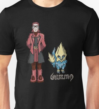 Ember's Maxie and Manectric T-Shirt