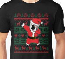 Dabbing Santa Unisex T-Shirt