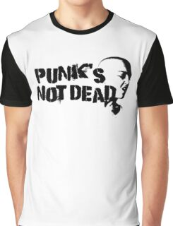 Punk Rock Revolution Rebel Anarchy Sex Pistols Exploited Cool Protest Anti System Cool T-Shirts Graphic T-Shirt