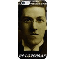 HP LOVECRAFT MEMORY iPhone Case/Skin