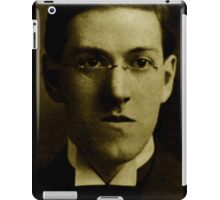 HP LOVECRAFT MEMORY iPad Case/Skin