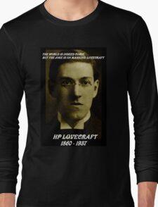 HP LOVECRAFT MEMORY Long Sleeve T-Shirt