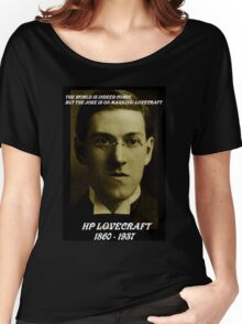 HP LOVECRAFT MEMORY Women's Relaxed Fit T-Shirt