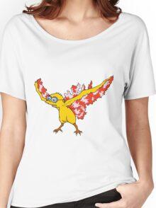 Hans Moltresman Women's Relaxed Fit T-Shirt