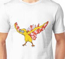Hans Moltresman Unisex T-Shirt