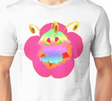 Radioactive Rainbows Bloom Unisex T-Shirt