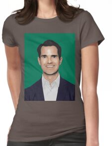 Jimmy Carr - Funny Business Womens Fitted T-Shirt
