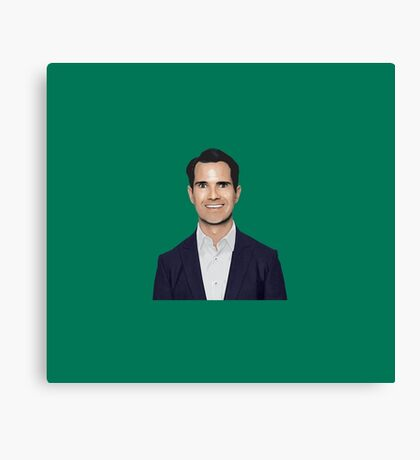 Jimmy Carr - Funny Business Canvas Print
