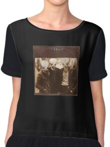Cantina Band (vinyl square version) Chiffon Top