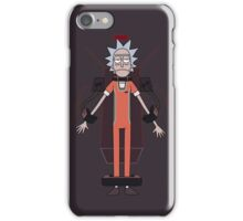 Rick Imprisoned iPhone Case/Skin