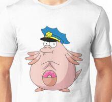Chief Chansey Wiggum Unisex T-Shirt