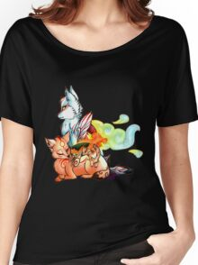 Okami: The Wolves Of The Brush Women's Relaxed Fit T-Shirt