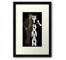 The Taxman Framed Print