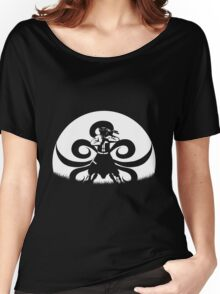 Hokage Full Moon T-shirts Gift For Friends Women's Relaxed Fit T-Shirt