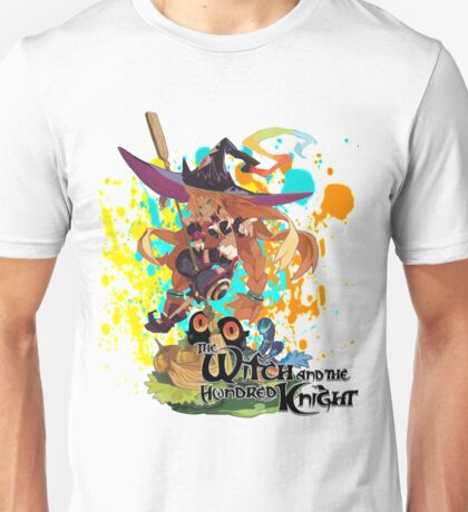 The Witch And The Hundred Knight Splatter Unisex T-Shirt